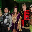 34 Tammy and Dr. Andy Johnson, from left, Elizabeth and Steven Bruman and Nicole Lassiter at The Patroleum Club Halloween party November 2014