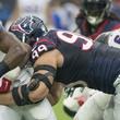 J.J. Watt Texans Bills solo tackle