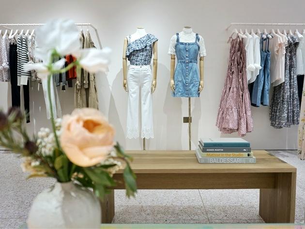 Rebecca Taylor store, NorthPark Center