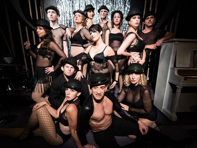 The City Theatre Austin presents <i>Chicago</i>