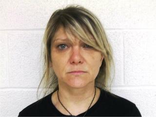 Paula Nelson mugshot