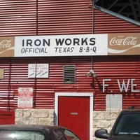 Austin Photo: Places_Food_ironworks_barbecue_exterior