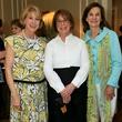 Susie Adams, Barbara McClellan, Stephanie Goodwin, Flora Award Announcement Party