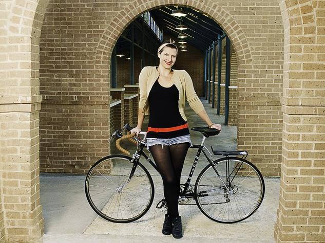 Crush Bicycle Calendar Cycling Women