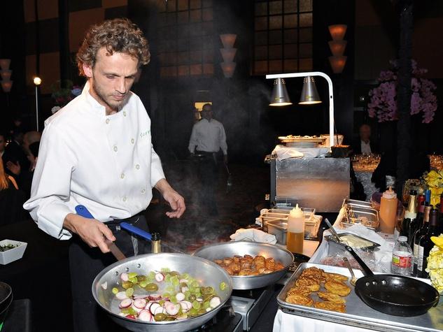 News_Bon Vivant dinner_January 2012_Chef Soren Pederson_Sorrel Urban Bistro