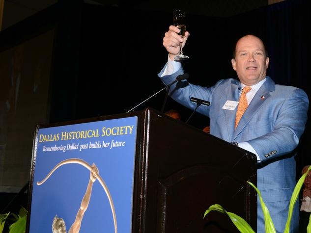 Allan McBee, DHS Awards
