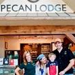 Fourton family at Pecan Lodge in Dallas