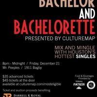 CultureMap's Most Eligible Bachelor