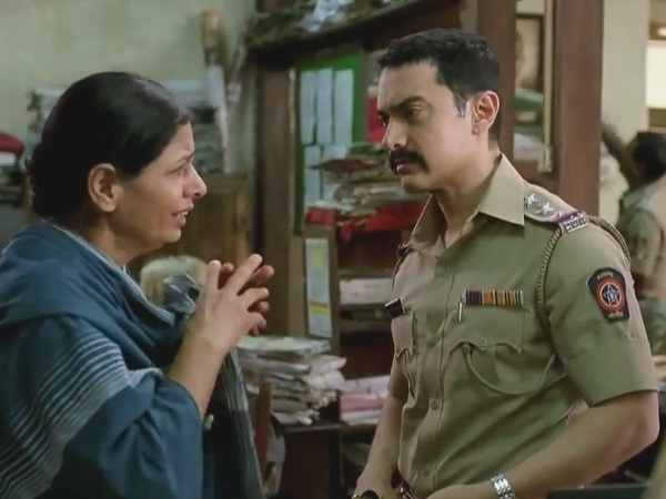 Joe, Mondo Cinema, Talaash, November 2012, Aamir Khan