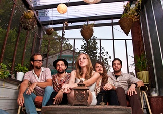 Austin Photo Set: News_Utopia sessions_the holidays_april 2012_band