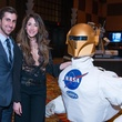 Houston, Space Center Houston Galaxy Gala, April 2017, Jay Zeidman, Anat Zeidman, NASA Robonaut