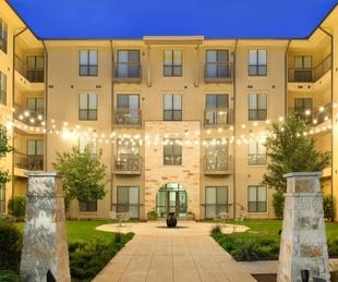 Residences at The Domain Austin apartment