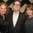 Empress Gilbert, Dan Nelson, Peggy Levinson, Thrift Studio Kickoff Party