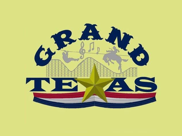 Grand Texas Theme Park, logo