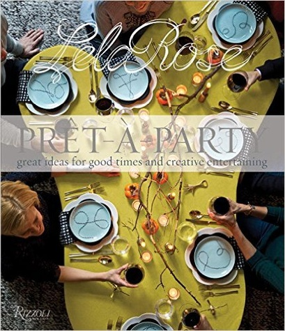 Lela Rose book Pret a Party