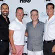 James Ford, Kevin Jones, Rick Gantley, Steve Weir, Black Tie Dinner, HBO