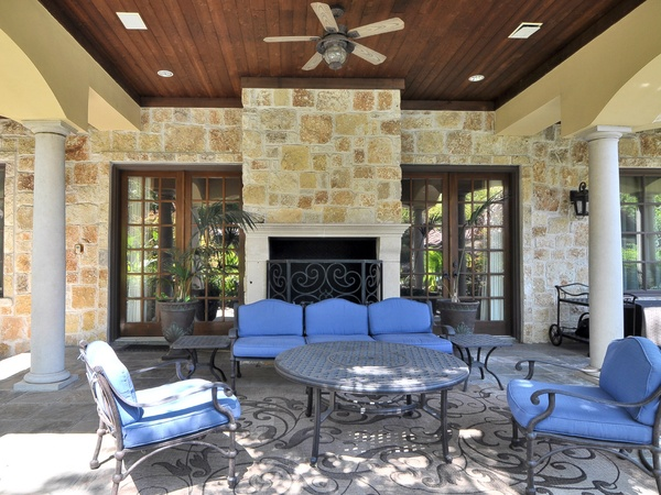 Loggias Bring The Best Of Interior Design To The Backyard