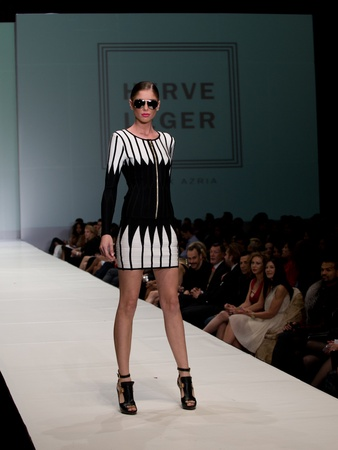 020, Fashion Houston, Herve Leger, November 2012