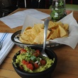 9 Red Ox Bar & Grill May 2014 guacamole and chips