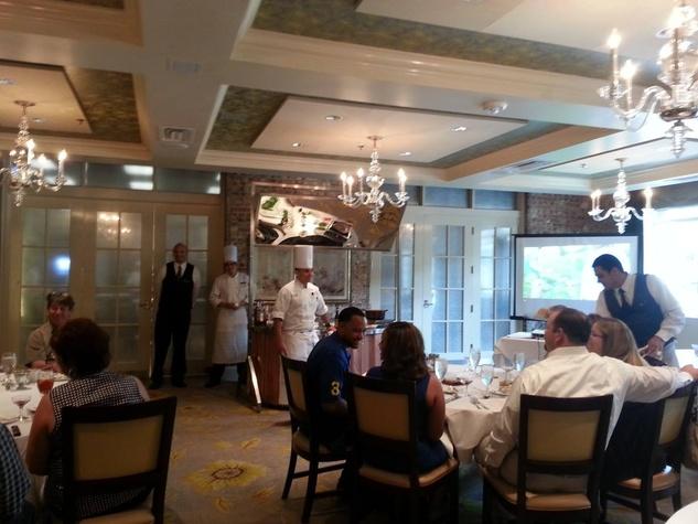 Joe Cervantez Brennan's of Houston Killen's Steakhouse
