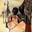 """""""Les enfants"""" by Pablo Picasso"""