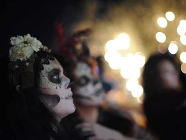Day of the Dead in Austin 3184