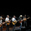 Eagles band members in Philadelphia concert July 2013