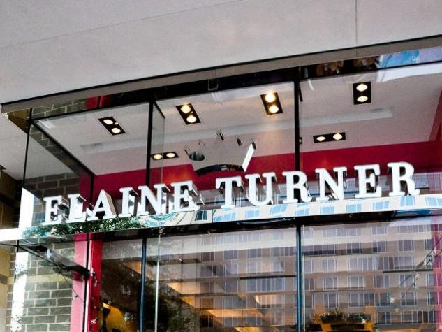 Elaine Turner, store, Houston