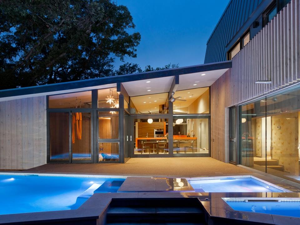 AIA Austin Homes Tour 2014 Webber + Studio Architects