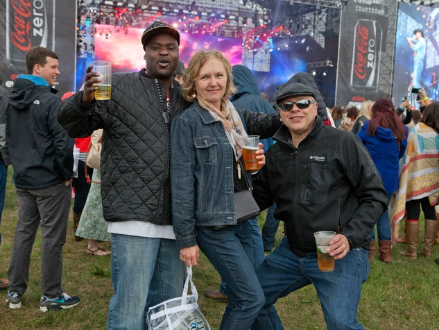 March Madness Music Festival at Reunion Park