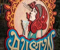 Bradford Maxfield artist Spirit of Austin piece