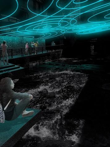 Waller Creek Show 2017 Submerge