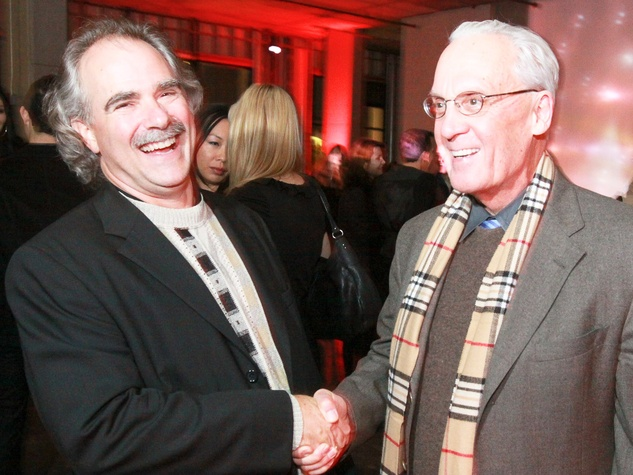 News_CM Launch Dec. 2009_Andy Diraddo_Peter Brown