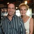 Robert Davenport and Leisa Holland Nelson and Husband at the Houston Restaurant Kick-Off Event July 2014