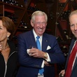 Sheila Ultes, from left, Morton Cohn and Billy Cohn at the Texas Heart Institute dinner April 2014