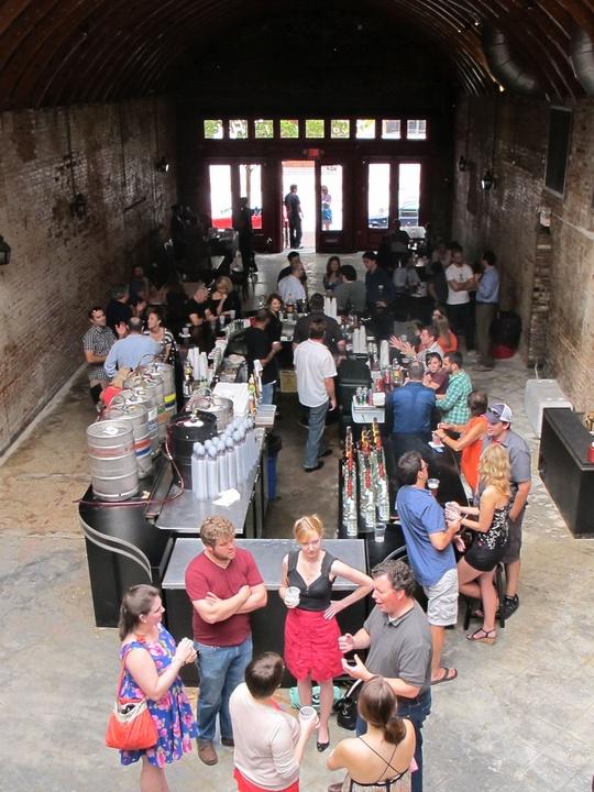 okra charity bar opening