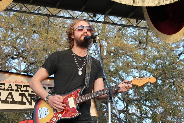 Austin Photo Set: News_Meredith_Heartbreakers banquet_review_march 2012_phosphorescent