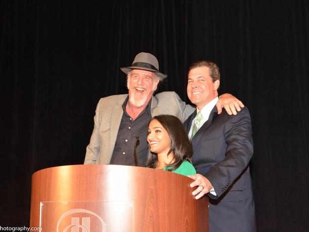 Austin Gives' 3rd GeneroCity Awards Ray Benson Hema Muller Walt Maciborski