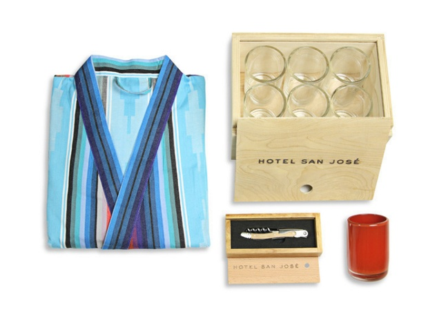 Austin Gift Baskets - Hotel San Jose Chill Package - 2014