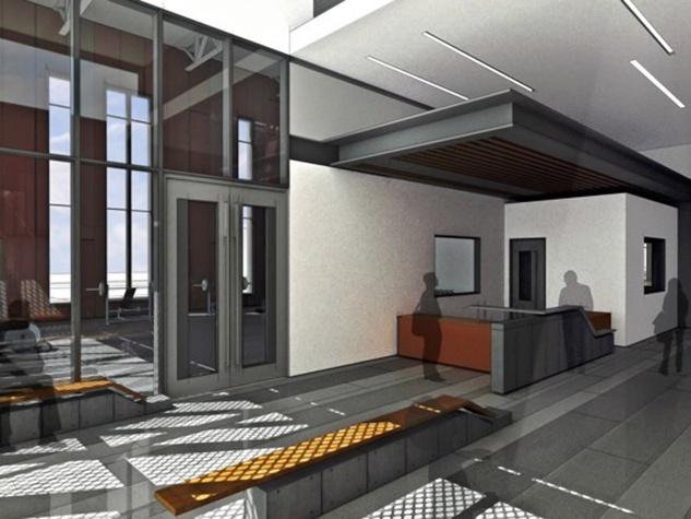 7, Emancipation Park, rendering