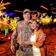 16 David Derr and Mary Theresa Bergeron at the Ronald McDonald House Houston Boo Ball October 2014