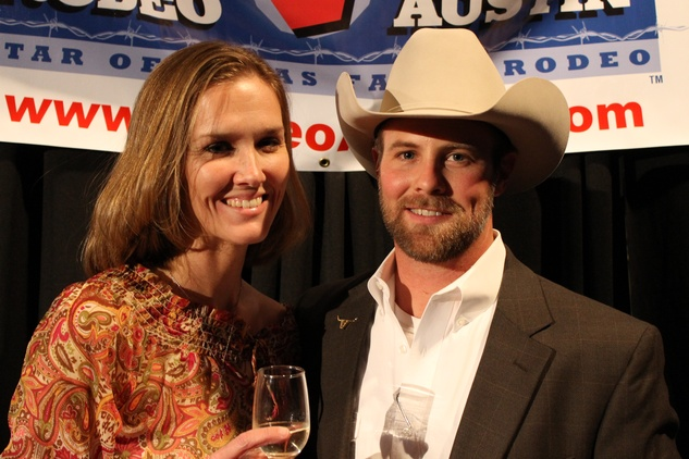 Texas Wine For Texas Cowboys At Rodeo Austin S Off The