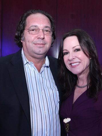 Arturo Boada and Jodie Eisenhardt at the Royal Sonesta Hotel renovation unveiling November 2013
