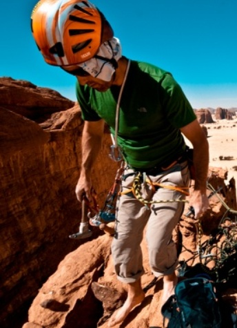 "The North Face Speaker Series: Rock Climber Mark Synnott on ""Life on the Vertical"""