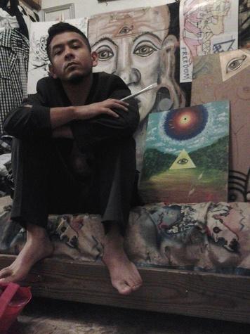 Uriel Landeros Picasso vandal