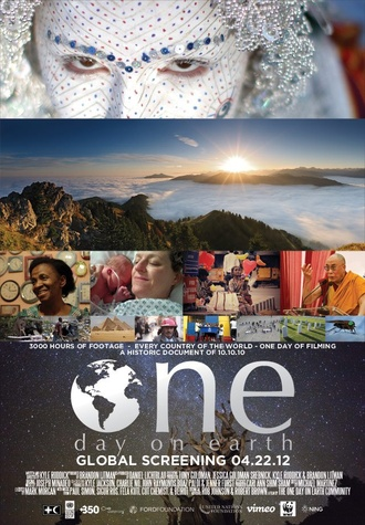 Austin Photo: Events_One Day on Earth_Poster