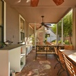 Chef Tyson Cole Screened Porch