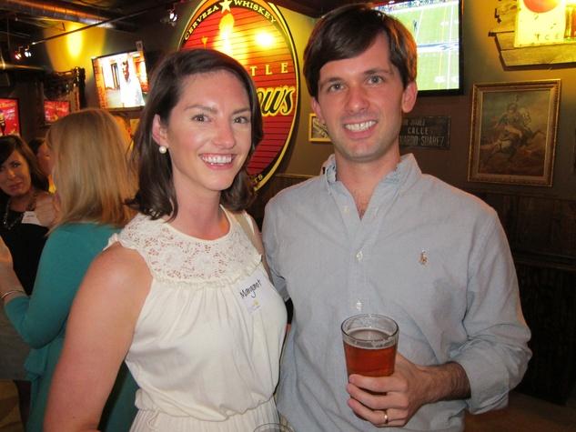 046_ Margaret and Steve Yerkovich_Friends of DePelchin Happy Hour Little Woodrow's