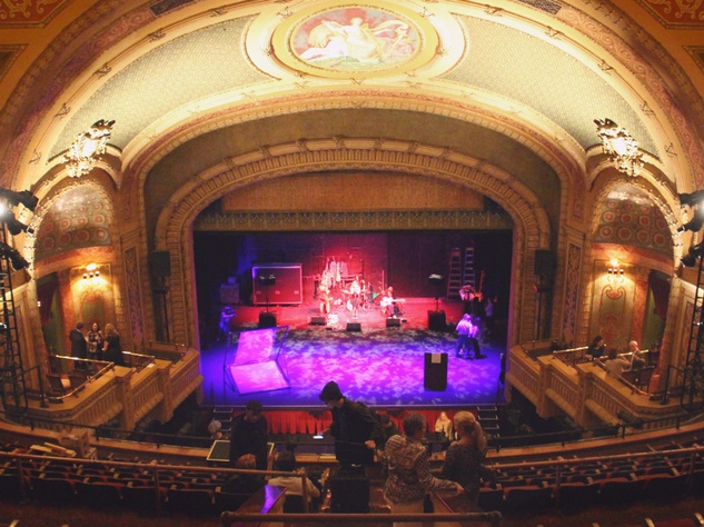 Paramount Theatre_100 Years_Stage Now_Centennial Announcement_2015