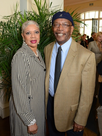3, Moores School of Music brunch, November 2012, Julia R. Nelson, Sheldon Nunn